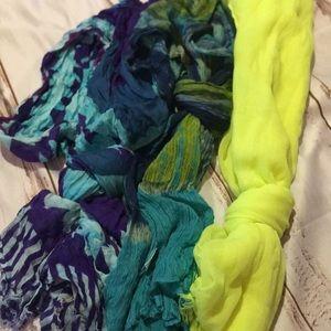 Express scarf bundle